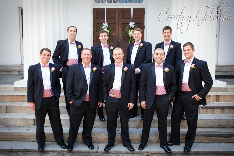 Wedding Ceremony UGA Chapel Athens Georgia Courtney Goldman Photography (14)