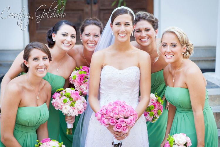 Wedding Ceremony UGA Chapel Athens Georgia Courtney Goldman Photography (13)
