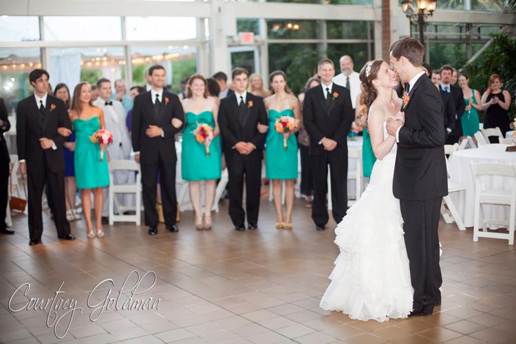 Athens Georgia Botanical Garden Conservatory Wedding by Courtney Goldman Photography (1)