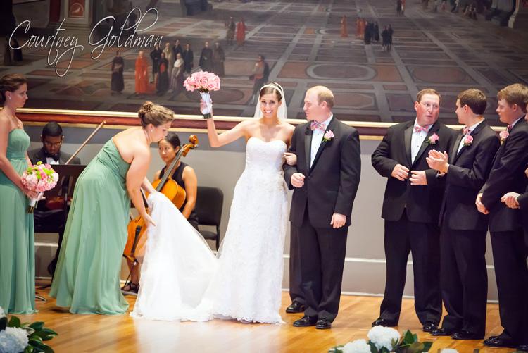 Wedding Ceremony UGA Chapel Athens Georgia Courtney Goldman Photography (5)
