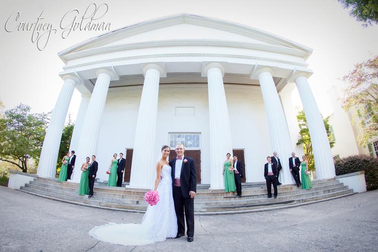 Wedding Ceremony UGA Chapel Athens Georgia Courtney Goldman Photography (4)