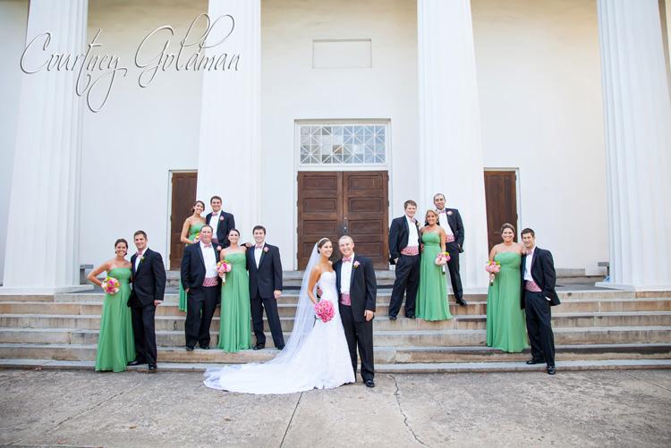 Wedding Ceremony UGA Chapel Athens Georgia Courtney Goldman Photography (3)