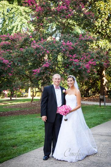Wedding Ceremony UGA Chapel Athens Georgia Courtney Goldman Photography (2)