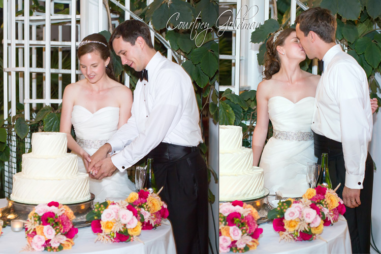 Athens Georgia Botanical Garden Conservatory Wedding by Courtney Goldman Photography (5)