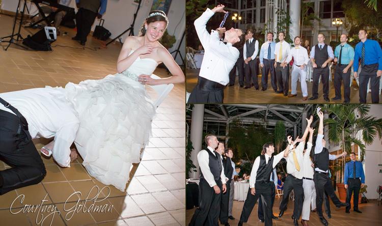 Athens Georgia Botanical Garden Conservatory Wedding by Courtney Goldman Photography (6)