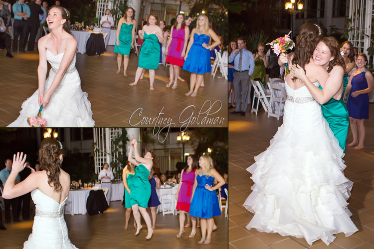 Athens Georgia Botanical Garden Conservatory Wedding by Courtney Goldman Photography (7)