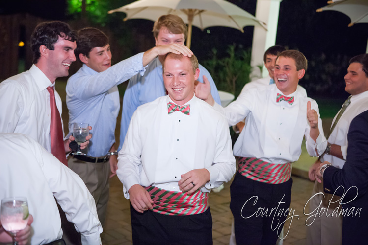 Wedding Reception at Thompson House and Gardens in Bogart Georgia by Courtney Goldman Photography (7)