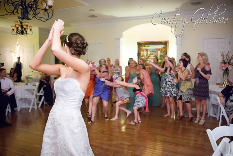 Wedding Reception at Thompson House and Gardens in Bogart Georgia by Courtney Goldman Photography (2)