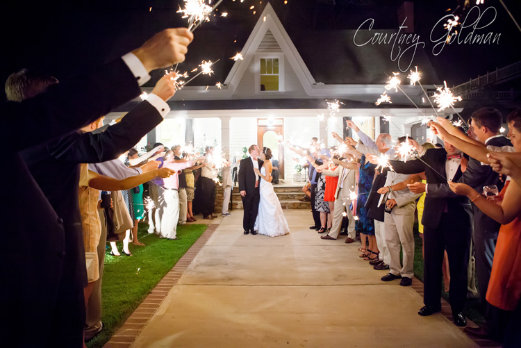 Wedding Reception at Thompson House and Gardens in Bogart Georgia by Courtney Goldman Photography (1)