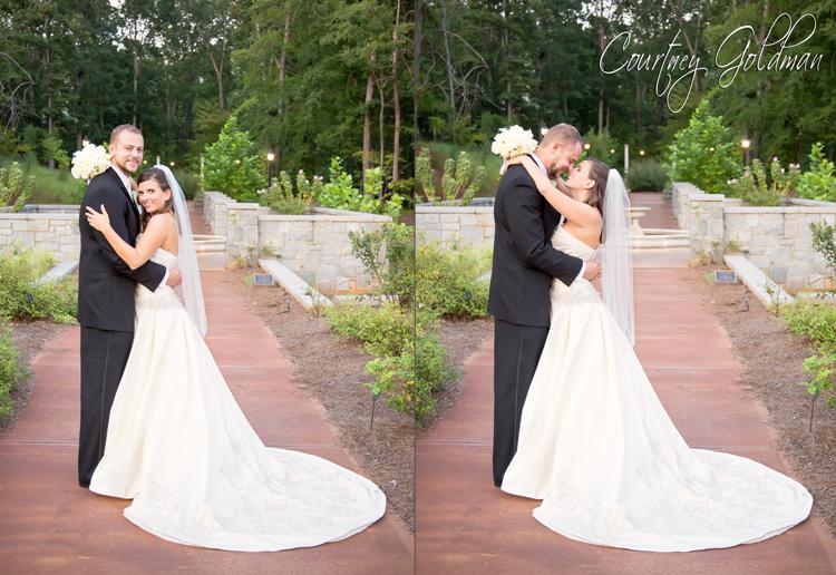 State Botanical Garden Athens Georgia Wedding Courtney Goldman Photography (3)