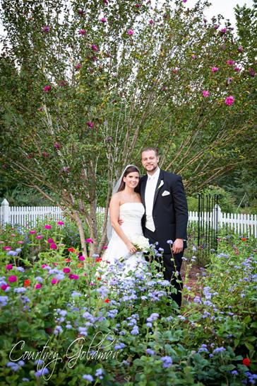 State Botanical Garden Athens Georgia Wedding Courtney Goldman Photography (1)