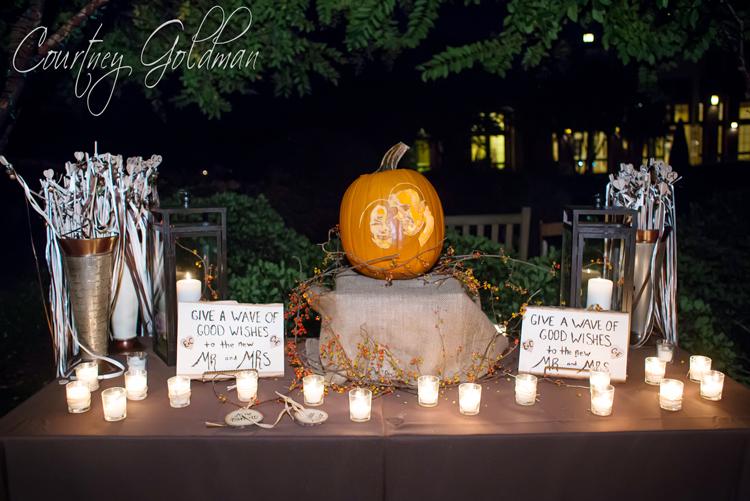 Atlanta Botancial Garden Fall Wedding Courtney Goldman Photography 80