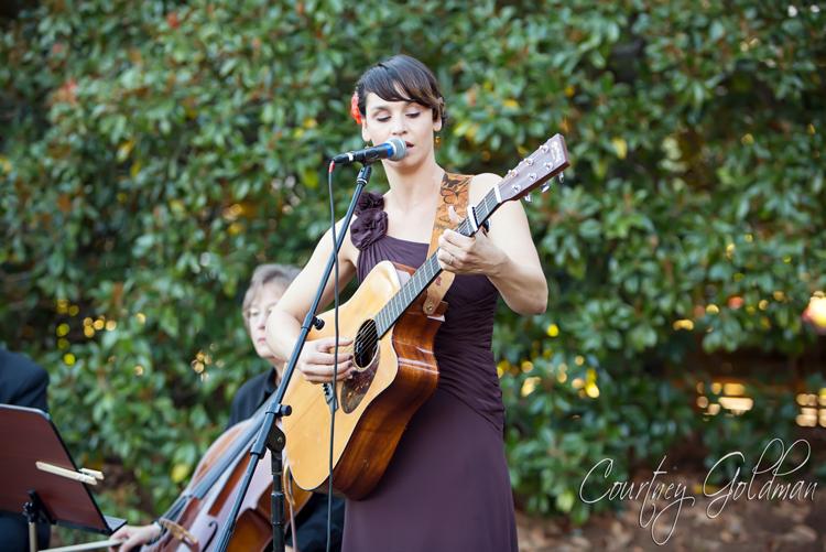 Atlanta Botanical Garden Wedding Ceremony Courtney Goldman Photography 17