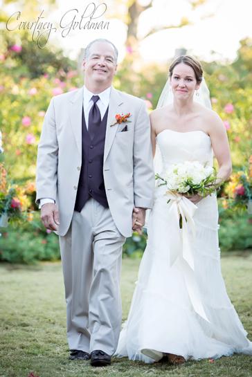 Atlanta Botanical Garden Wedding Ceremony Courtney Goldman Photography 19