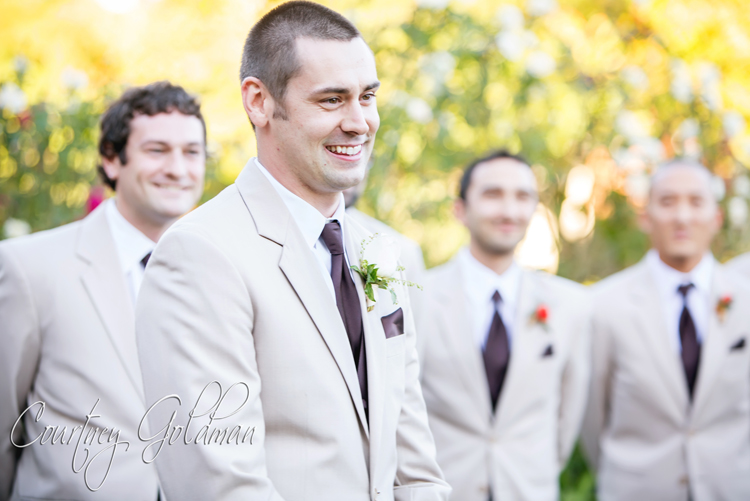 Atlanta Botanical Garden Wedding Ceremony Courtney Goldman Photography 20