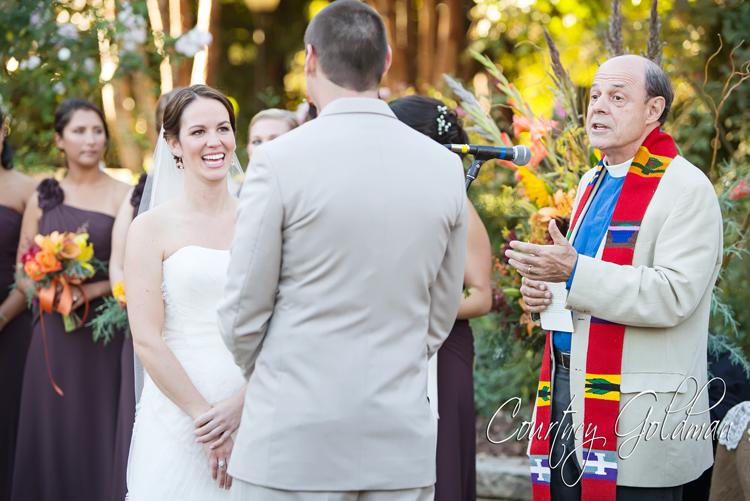 Atlanta Botanical Garden Wedding Ceremony Courtney Goldman Photography 21