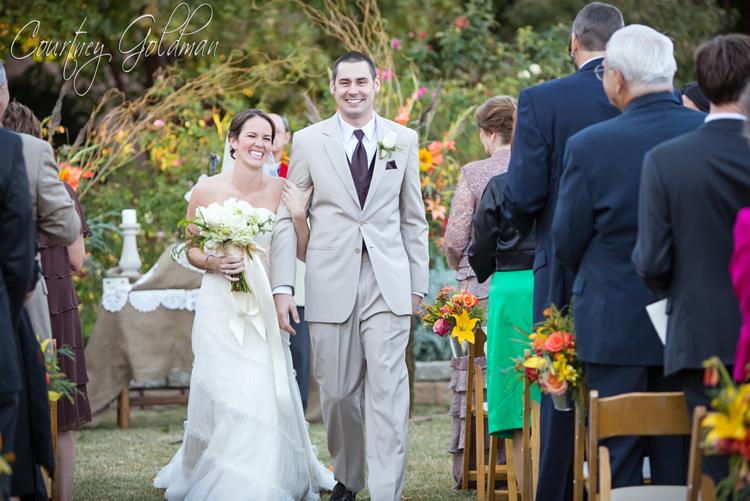 Atlanta Botanical Garden Wedding Ceremony Courtney Goldman Photography 24