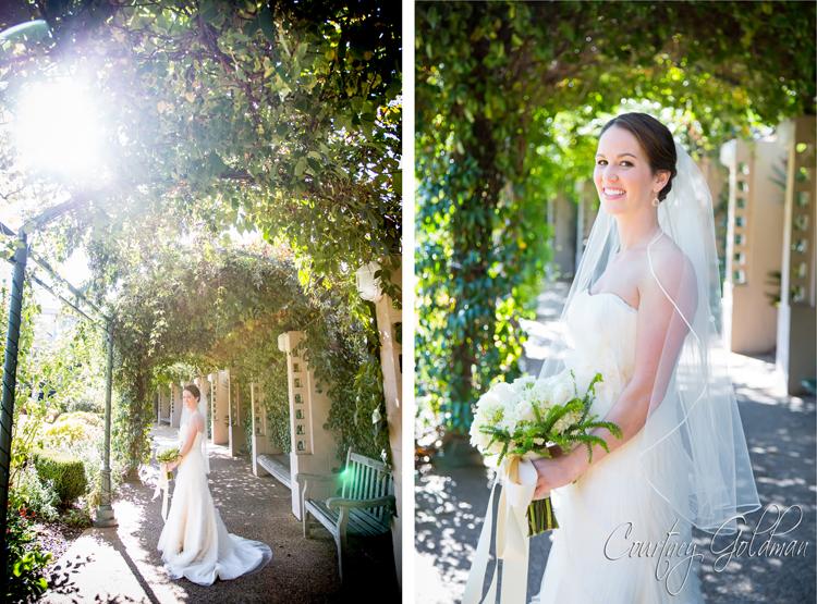 Atlanta Botanical Garden Wedding Courtney Goldman Photography 01
