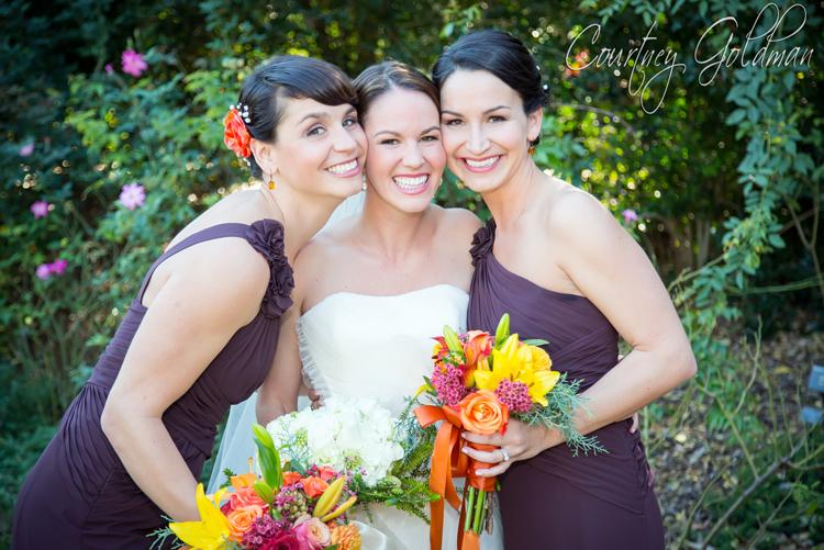 Atlanta Botanical Garden Wedding Courtney Goldman Photography 02