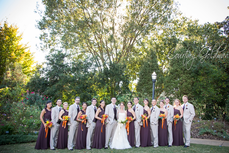 Atlanta Botanical Garden Wedding Courtney Goldman Photography 12