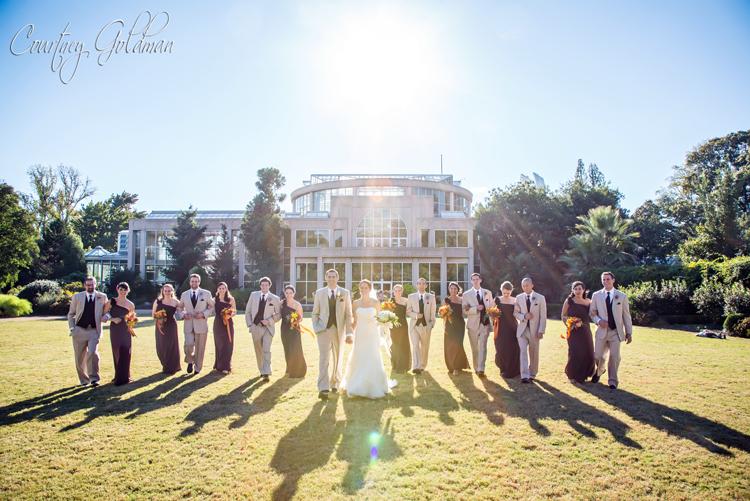 Atlanta Botanical Garden Wedding Courtney Goldman Photography 14