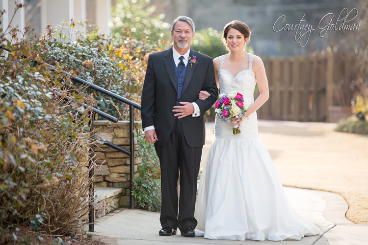 The-Thompson-House-and-Gardens-Wedding-Ceremony-in-Bogart-and-Athens-Georgia-by-Courtney-Goldman-Photography-13-Father-with-Bride.jpg