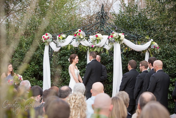 The-Thompson-House-and-Gardens-Wedding-Ceremony-in-Bogart-and-Athens-Georgia-by-Courtney-Goldman-Photography-17-Bride-and-Groom.jpg