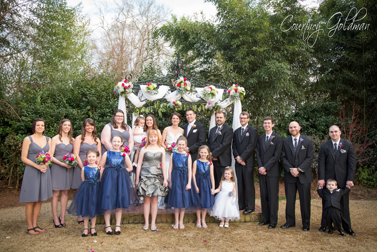The-Thompson-House-and-Gardens-Wedding-Ceremony-in-Bogart-and-Athens-Georgia-by-Courtney-Goldman-Photography-23-Bridesmaids-and-Groomsmen.jpg