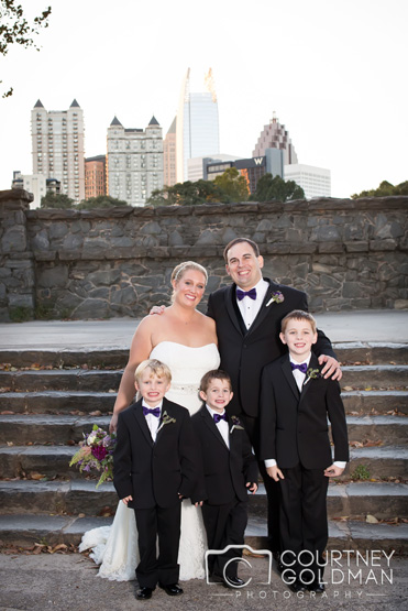 Greystone Wedding in Piedmont Park in Atlanta Georgia by Courtney Goldman Photography 01