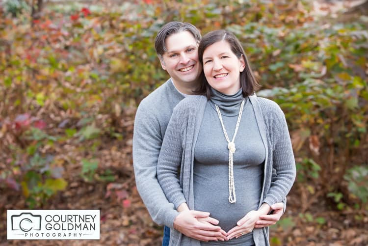 Fall Family Portrait Session at McClatchy Park in Ansley Park in Atlanta Georgia by Courtney Goldman Photography 10