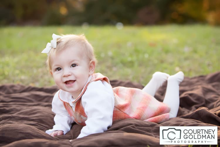 Fall Family Session at Piedmont Park in Atlanta Georgia by Courtney Goldman Photography 02
