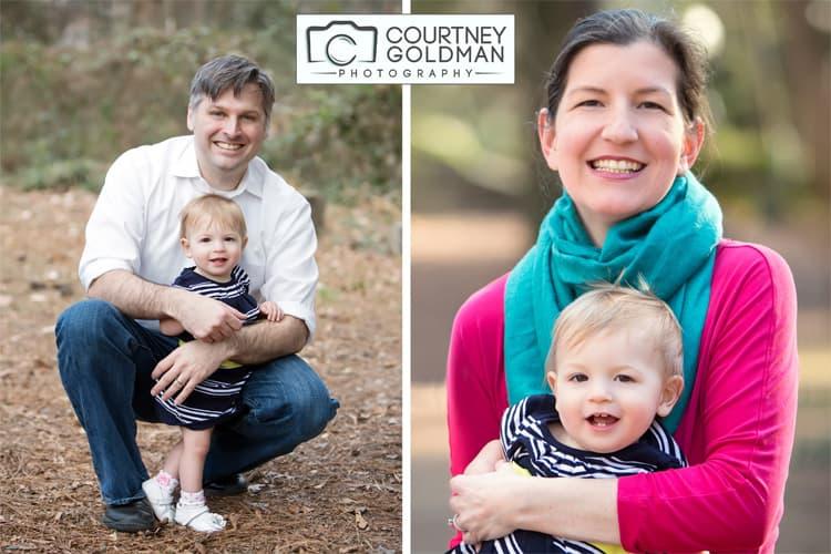 Family Portrait Session in Atlanta Georgia by Courtney Goldman Photography 05