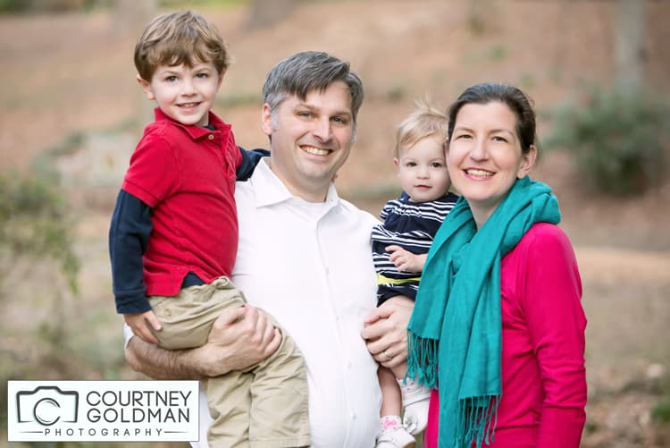 Family Portrait Session in Atlanta Georgia by Courtney Goldman Photography 06