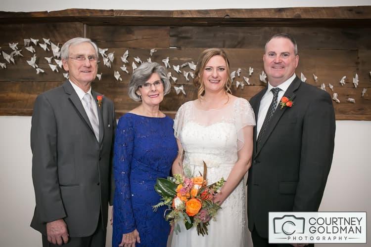 Athens Georgia Wedding Reception at Hotel Indigo by Courtney Goldman Photography 184