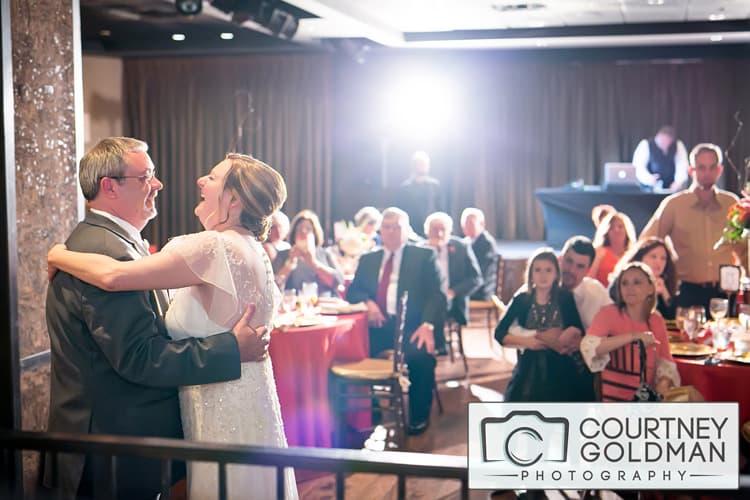 Athens Georgia Wedding Reception at Hotel Indigo by Courtney Goldman Photography 191