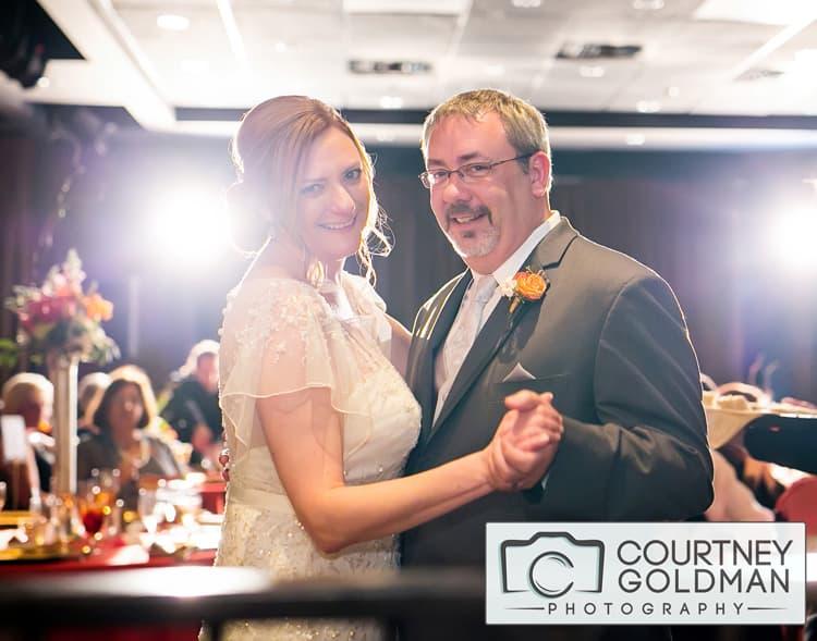 Athens Georgia Wedding Reception at Hotel Indigo by Courtney Goldman Photography 192