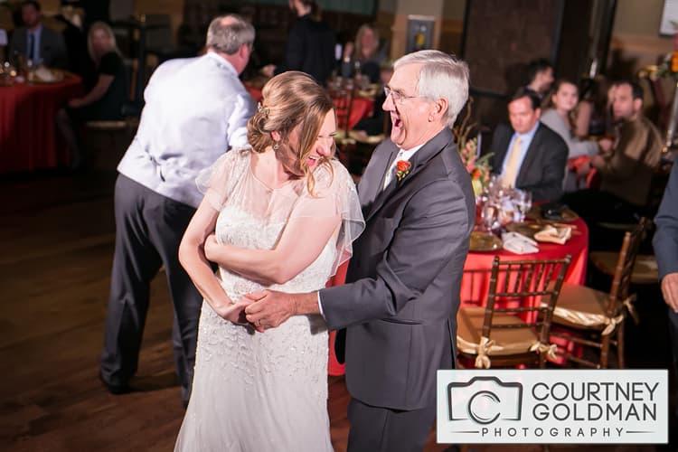 Athens Georgia Wedding Reception at Hotel Indigo by Courtney Goldman Photography 193