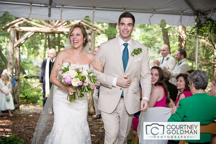 Atlanta Georgia Photographer Asheville Saluda Wedding Ceremony at The Canoe Dock by Courtney Goldman Photography 22