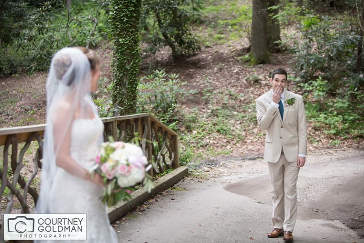 Atlanta Georgia Photographer Asheville Saluda Wedding at The Canoe Dock by Courtney Goldman Photography 03