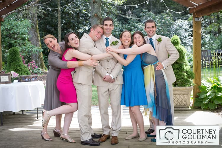 Atlanta Georgia Photographer Asheville Saluda Wedding at The Canoe Dock by Courtney Goldman Photography 12