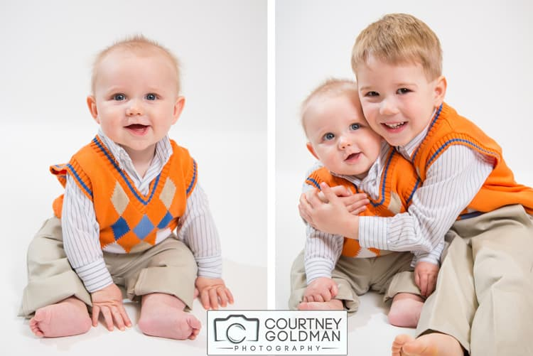Children and Family Studio Sessions by Courtney Goldman Photography 07