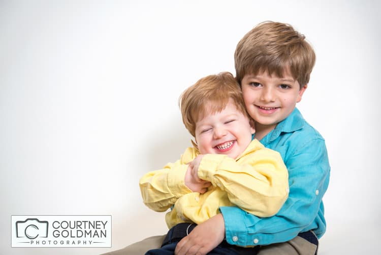 Children and Family Studio Sessions by Courtney Goldman Photography 09