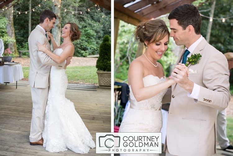 North Carolina Wedding Reception at The Canoe Dock in Saluda Zirconia by Courtney Goldman Photography 010