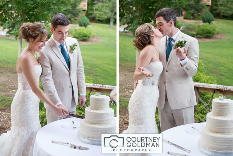 North Carolina Wedding Reception at The Canoe Dock in Saluda Zirconia by Courtney Goldman Photography 013