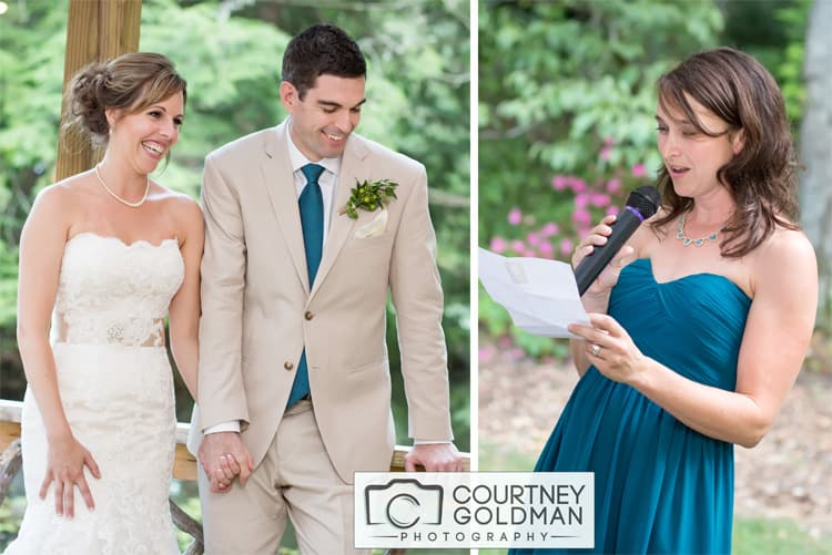 North Carolina Wedding Reception at The Canoe Dock in Saluda Zirconia by Courtney Goldman Photography 014