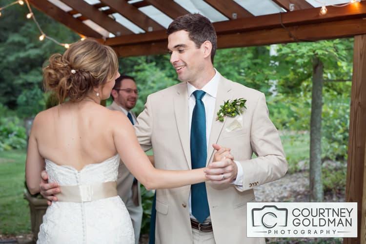 North Carolina Wedding Reception at The Canoe Dock in Saluda Zirconia by Courtney Goldman Photography 016