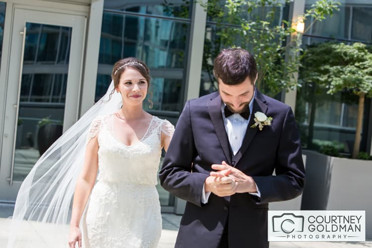 Atlanta Georgia Wedding First Look Portraits at Loews by Courtney Goldman Photography 128