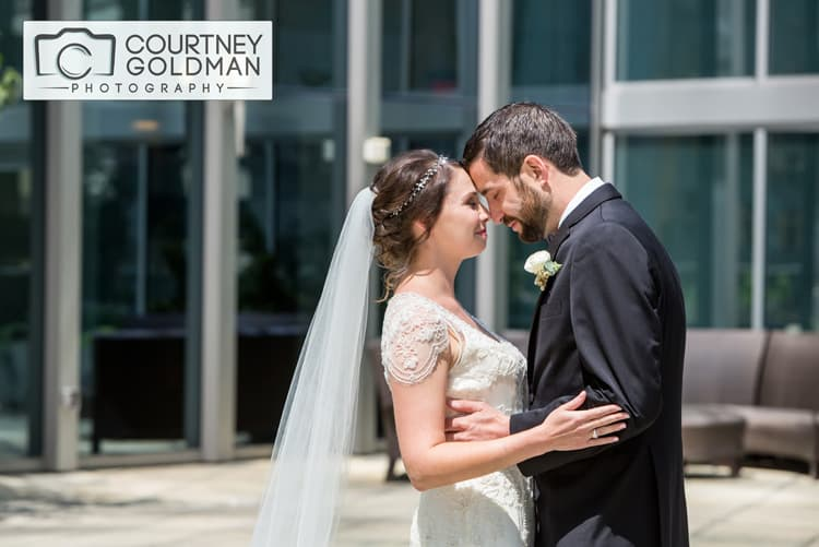 Atlanta Georgia Wedding First Look Portraits at Loews by Courtney Goldman Photography 129