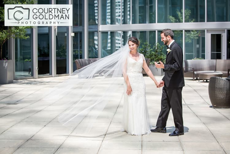 Atlanta Georgia Wedding First Look Portraits at Loews by Courtney Goldman Photography 130