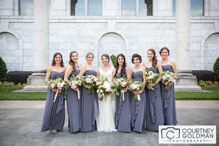 Atlanta Georgia Wedding Portraits at The Federal Reserve by Courtney Goldman Photography 133